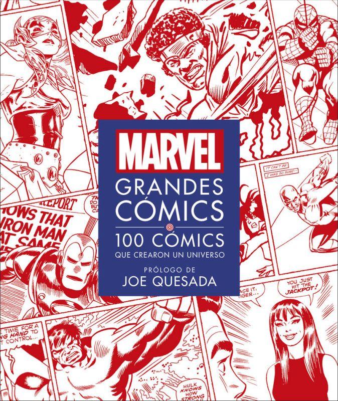 marvel grandes comics - 100 comics que crearon un universo - Aa. Vv.