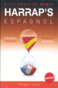 Dictionnaire Harraps Mini Plus Frances / Español - Español / Frances - Aa. Vv.