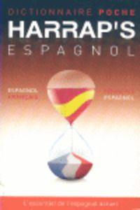 Dictionnaire Harraps Poche Frances / Español - Español / Frances - Aa. Vv.