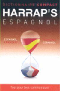 Dictionnaire Harrap's Compact Frances / Español - Español / Frances - Aa. Vv.