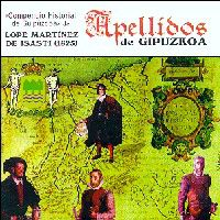(CD-ROM) APELLIDOS DE GIPUZKOA