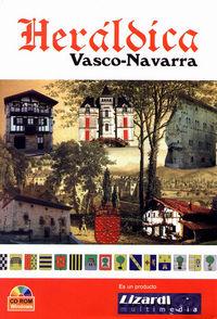 (CD-ROM) HERALDICA VASCO-NAVARRA