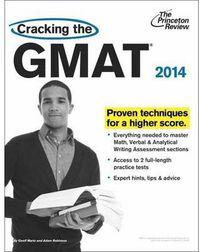 CRACKING THE GMAT 2014