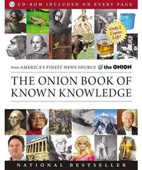 Onion Book Of Known Knowledge, The - Aa. Vv.