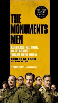 MONUMENTS MEN (FILM) (A FORMAT)