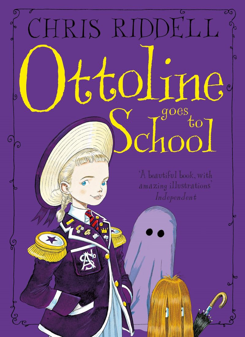 OTTOLINE GOES TO SCHOOL (OTTOLINE 2)