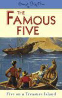 FIVE ON TREASURE ISLAND (FAMOUS FIVE 1 / PB)