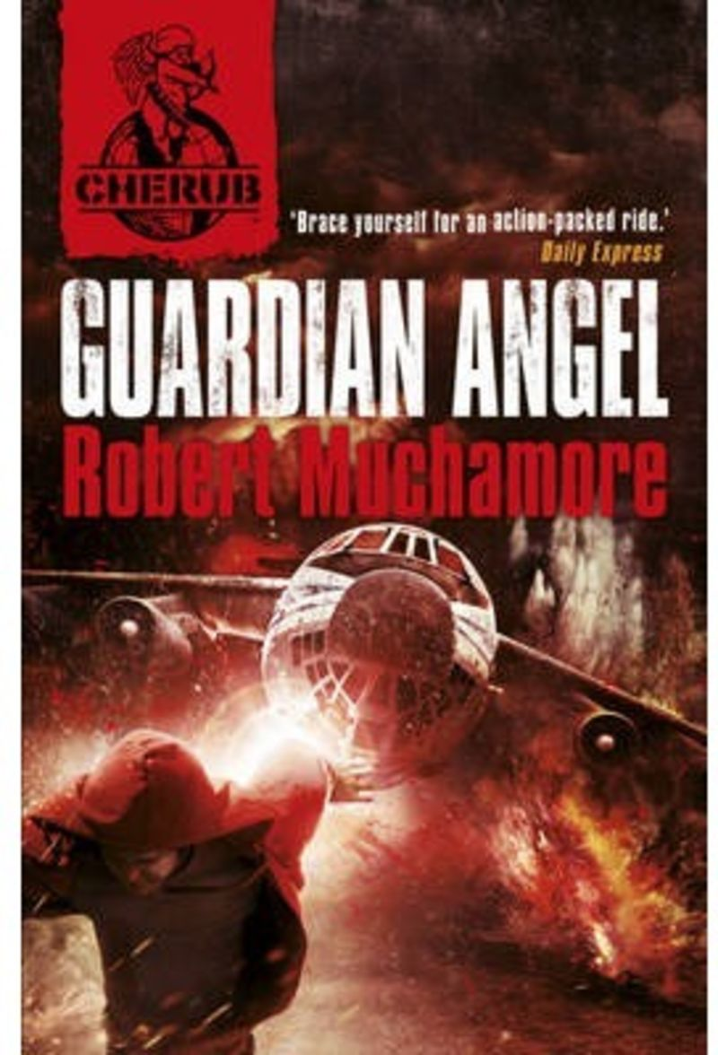 GUARDIAN ANGEL - CHERUB 14