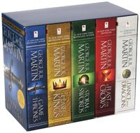 GAME OF TRONES 5 COPY-BOXED SET
