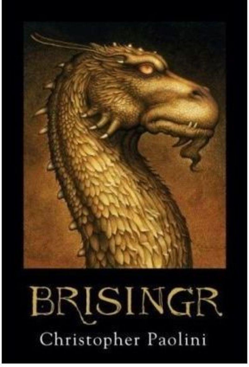 BRISINGR (INHERITANCE TRILOGY)