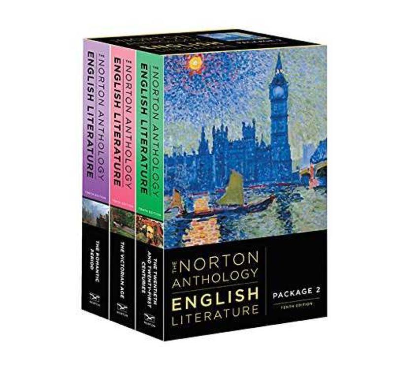(9 ED) THE NORTON ANTHOLOGY OF ENGLISH LITERATURE 2