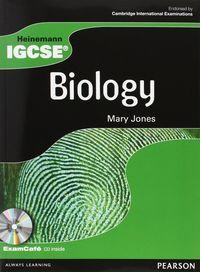 BIOLOGY IGCSE