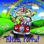 (PACK CD+KAMISETA) ALTZA PORRU !