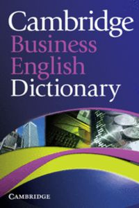 CAMB BUSINESS ENGLISH DICTIONARY