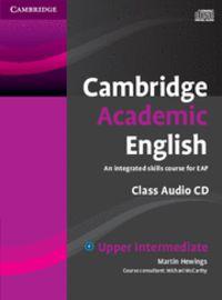 CAMB ACADEMIC ENGLISH UPPER-INTERM (CD)