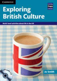 Exploring British Culture (+cd) - Jo Smith