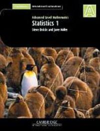 STATISTICS 1 ADV LEVEL MATHS