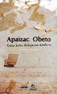 Apaizac Obeto (dvd) - Jon Maia