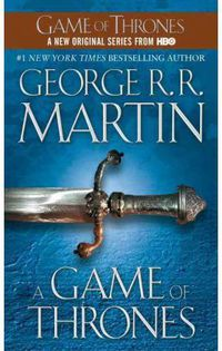 GAME OF THRONES, A - SONG OF ICE AND FIRE 1 (A FORMAT)