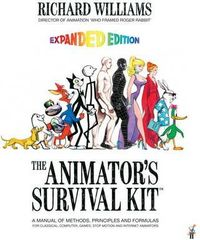 ANIMATOR'S SURVIVAL KIT, THE (EXPANDED ED)