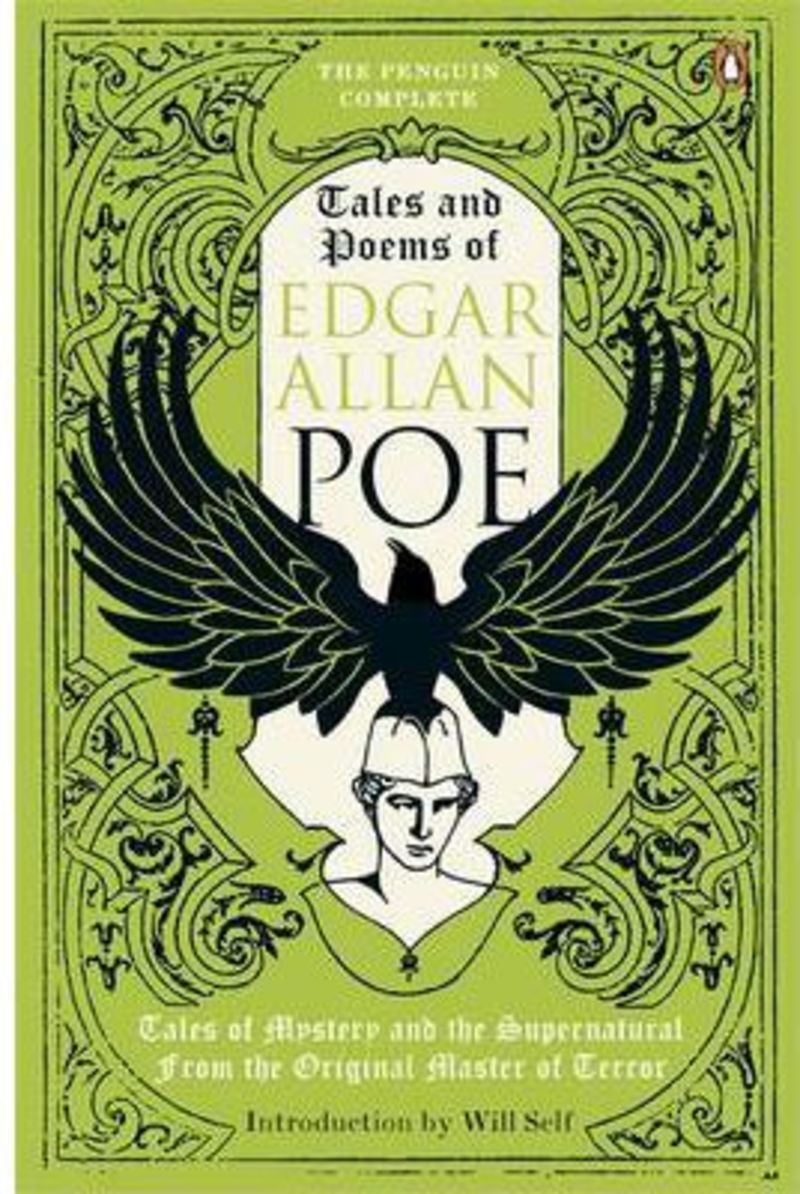 TALES AND POEMS OF EDGAR ALLAN POE - THE PENGUIN COMLETE