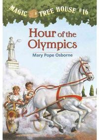 HOUR OF THE OLYMPICS - MAGIC TREE HOUSE