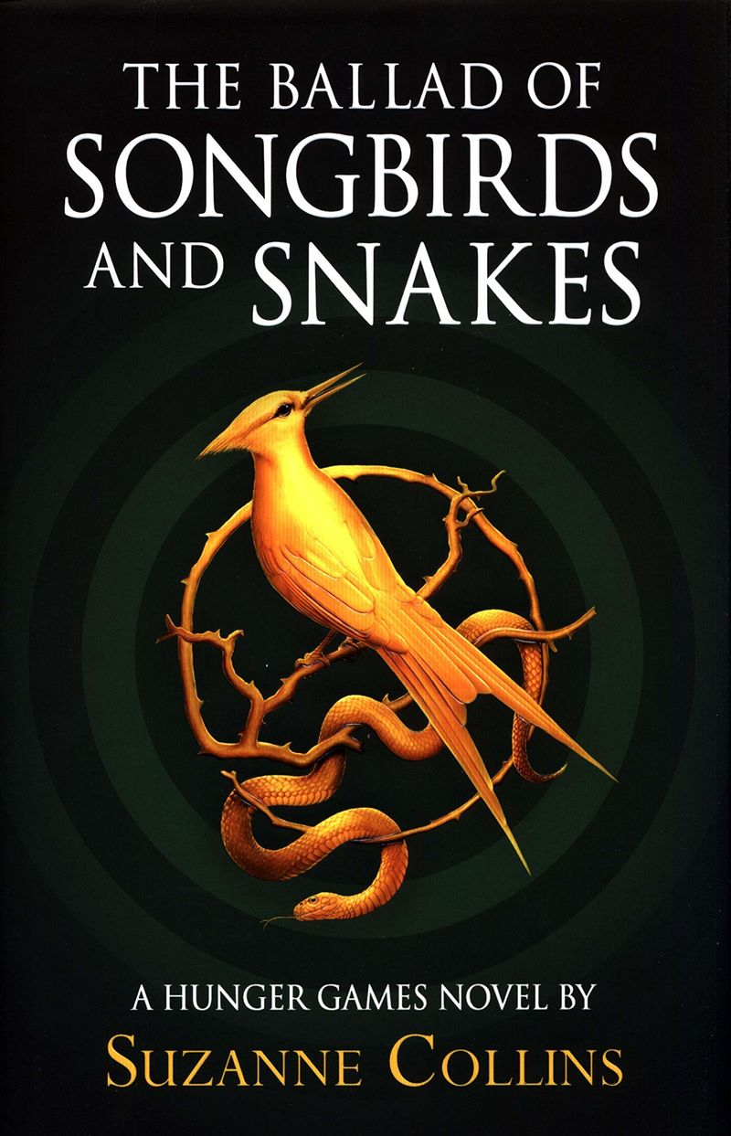 BALLAD OF SONGBIRDS AND SNAKES, THE