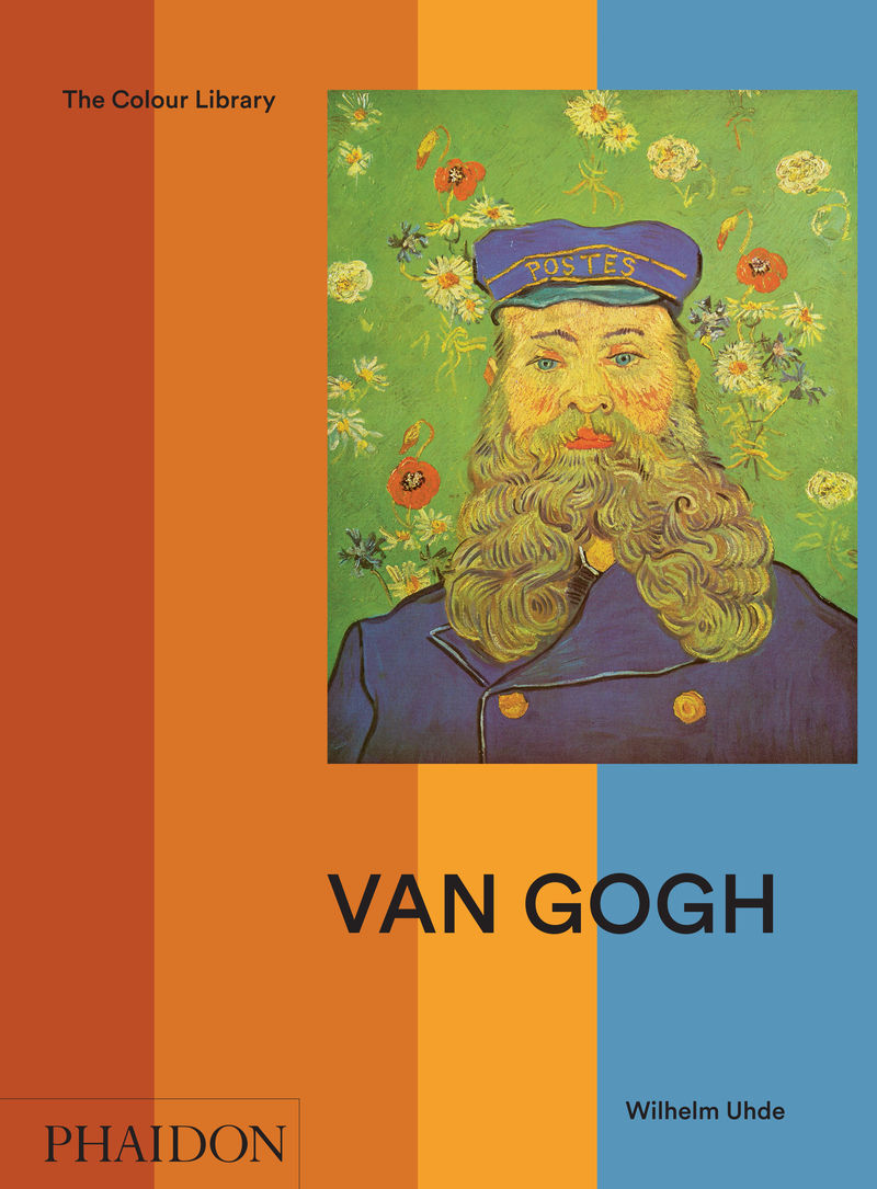 VAN GOGH - COLOUR LIBRARY