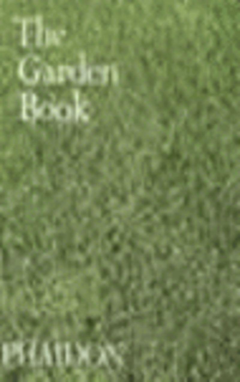 GARDEN BOOK, THE (MINI FORMAT)