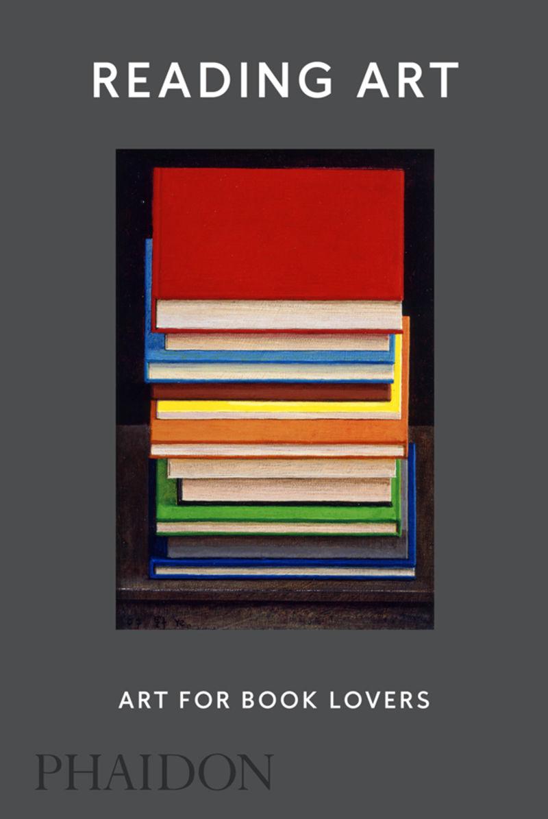 READING ART - ART FOR BOOKS LOVERS