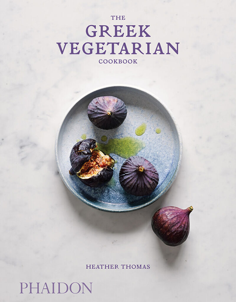 GREEK VEGETARIAN COOKBOOK, THE