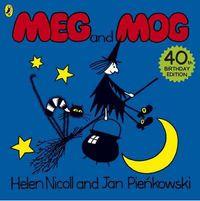 Meg And Mog - Helen Nicoll / Jan Pienkowski