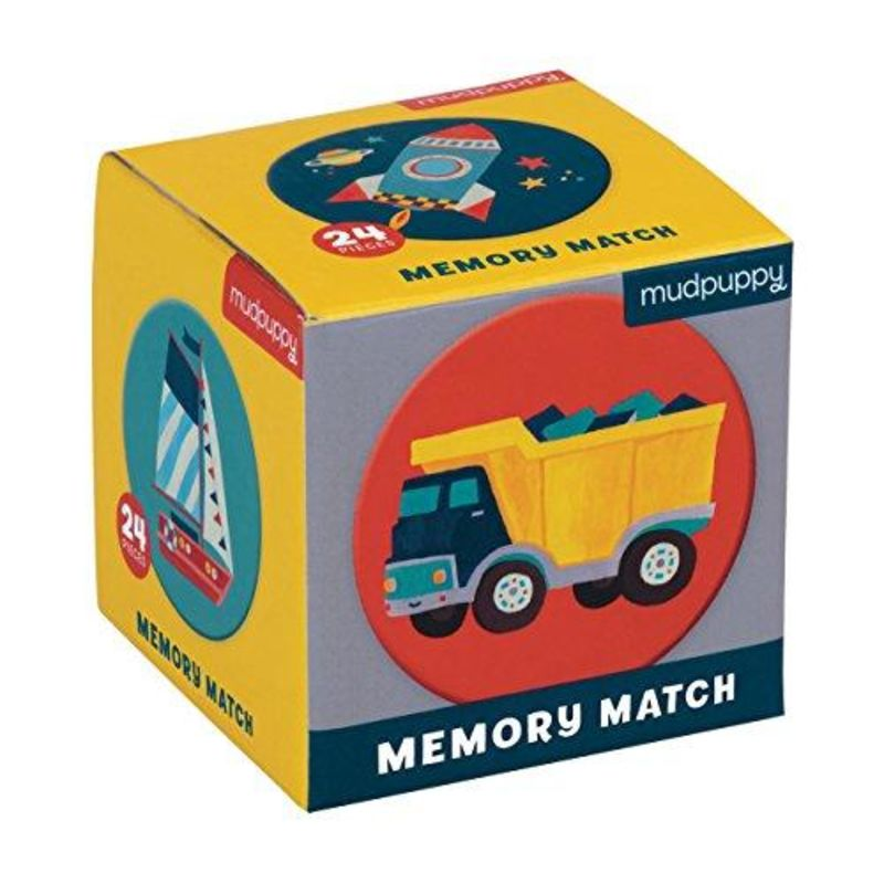 MINI MEMORY GAME TRANSPORTATION