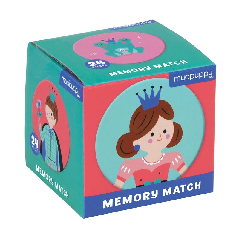 MINI MEMORY GAME ENCHANTED PRINCESS R: 354763
