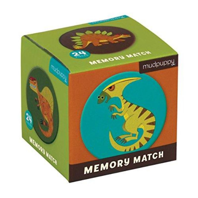 MINI MEMORY GAME MIGHTY DINOSAURS