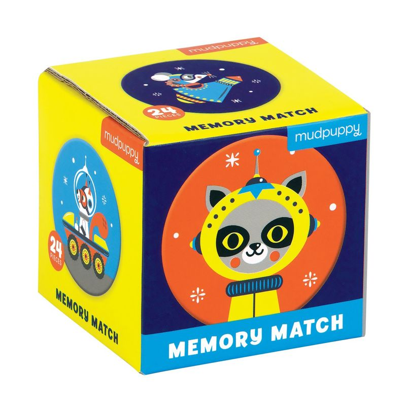 MINI MEMORY GAME OUTER SPACE R: 355210