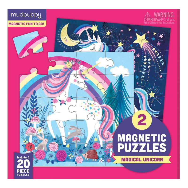 MAGNETIC FUN MAGICAL UNICORN