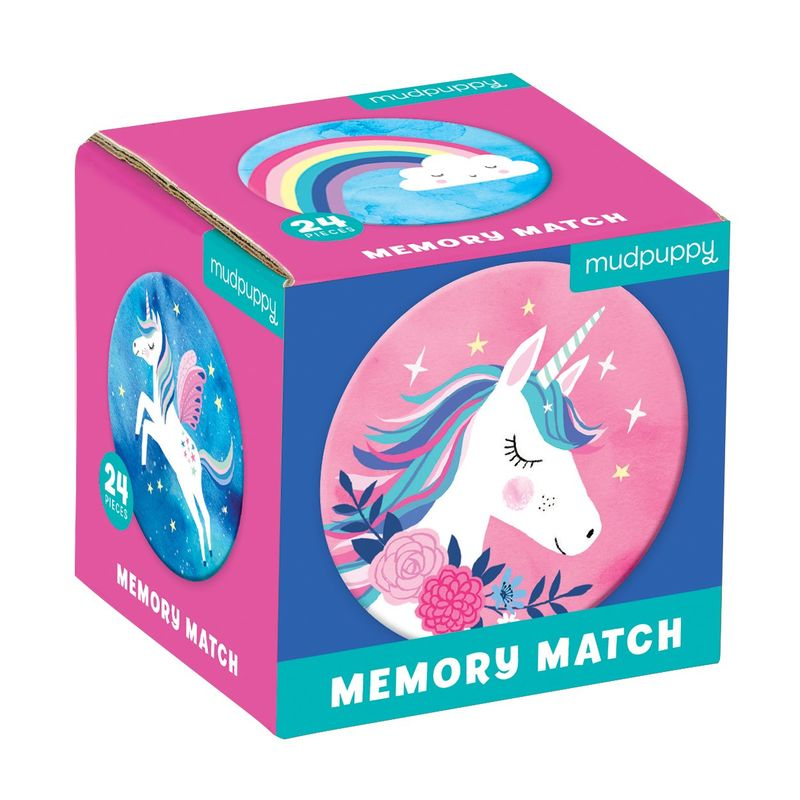 MINI MEMORY GAME UNICORN MAGIC R: 355574