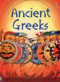ANCIENT GREEKS (USBORNE BEGINNERS / HB)
