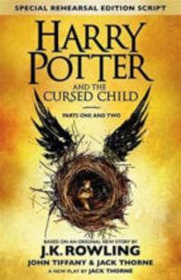 Harry Potter And The Cursed Child - Parts I & Ii (hardback) - J. K. Rowling / Jack Thome / [ET AL. ]