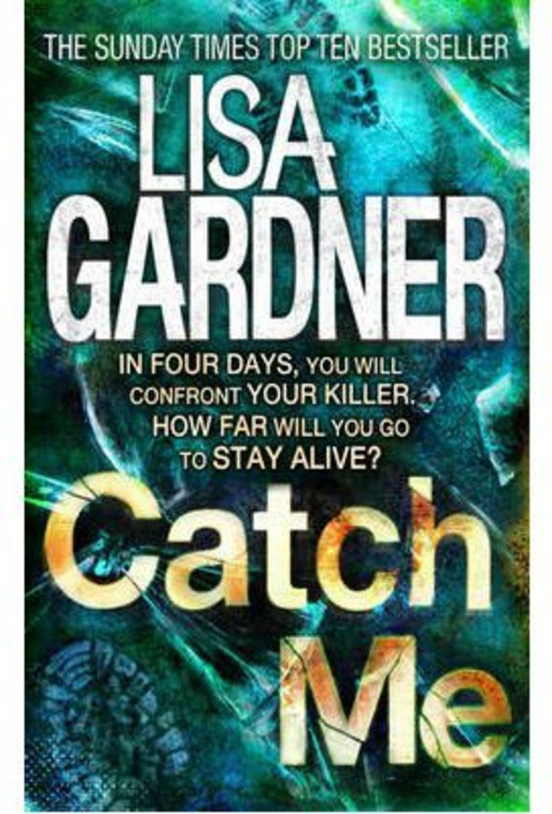 CATCH ME (DETECTIVE D. D. WARREN 6)