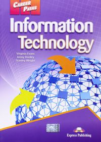 CAREER PATHS - INFORMATION TECHNOLOGY (+CD)