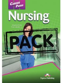 CAREER PATHS - NURSING (+CD)