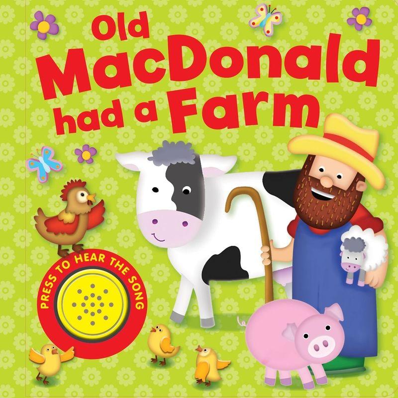 Old Macdonald Had A Farm - Aa. Vv.