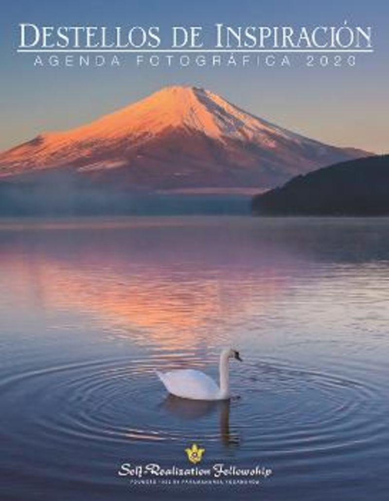 DESTELLOS DE INSPIRACION 2020 - AGENDA FOTOGRAFICA
