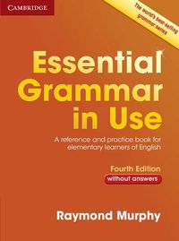 (4 ed) essential grammar in use w / o key - Raymond Murphy