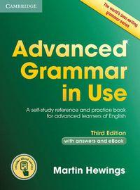 (3 ED) ADVANCED GRAM USE W / KEY (+INTERACTIVE EBOOK)