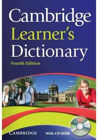 (4 ED) CAMB LEARNER'S DICTIONARY (+CD-ROM) (WINDOWS)