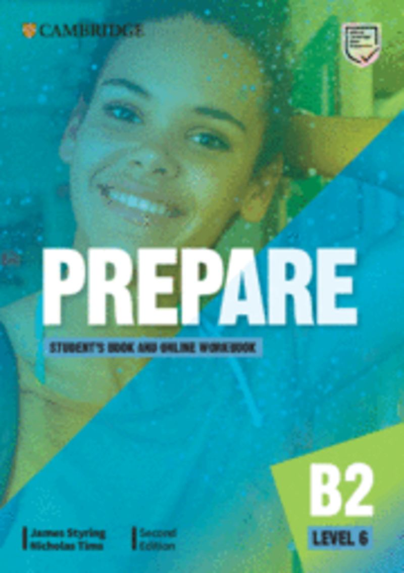 (2 ED) PREPARE 6 (+ONLINE WB)