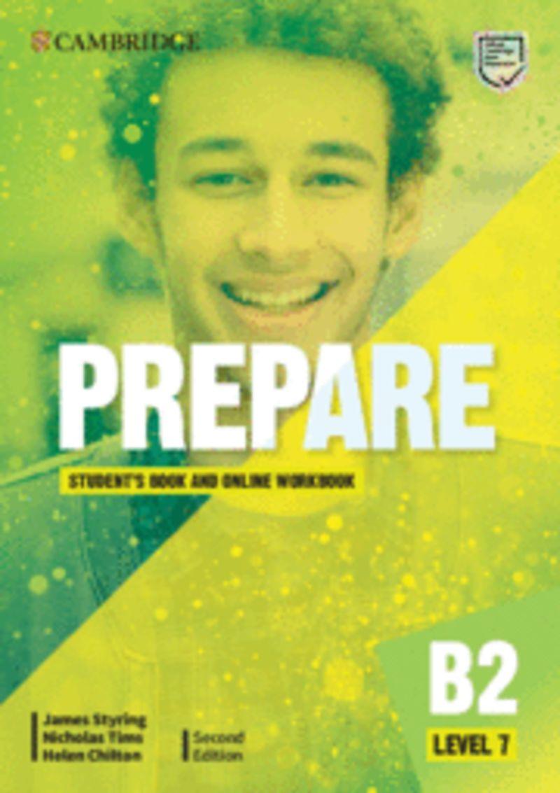 (2 ED) PREPARE 7 (+ONLINE WB)